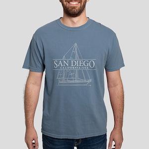 San Diego - Women's Dark T-Shirt