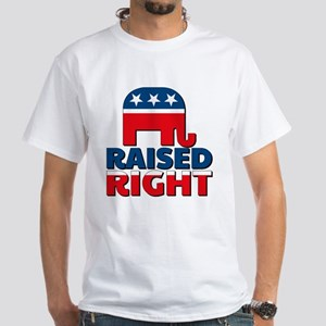 Raised Right Men's Classic T-Shirts
