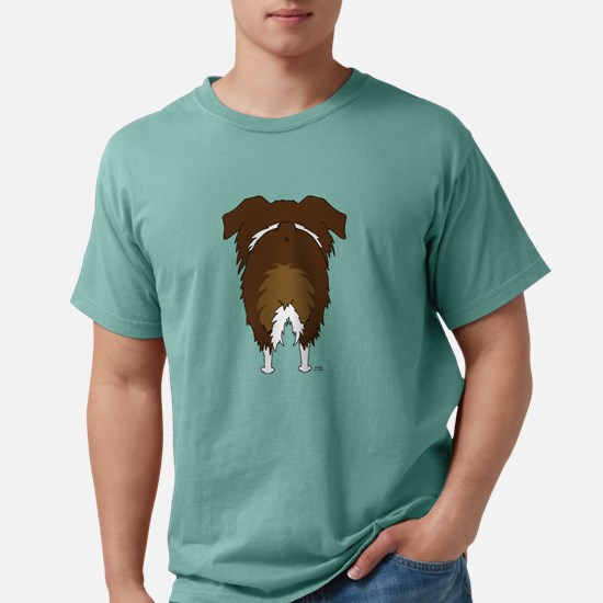 RedAussieShirtBack T-Shirt