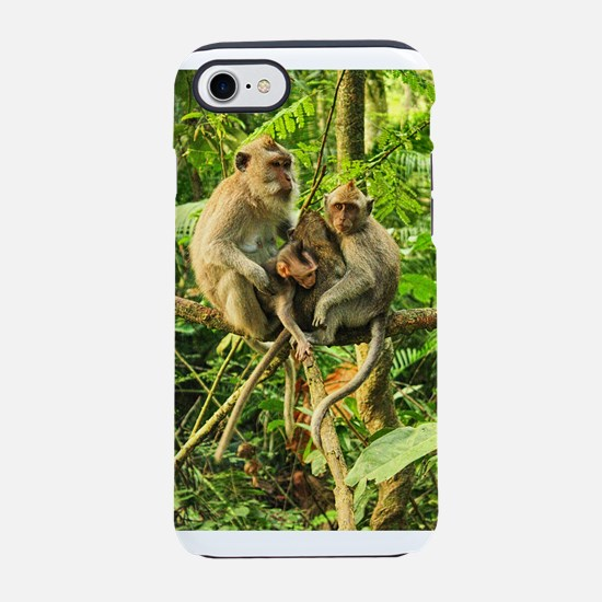 Togetherness on a Branch iPhone 8/7 Tough Case