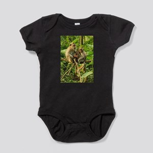Togetherness on a Branch Body Suit