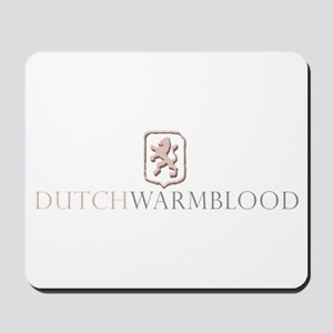 Dutch Warmblood Mousepad