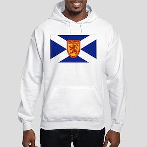 Scotland Lion Hooded Sweatshirt