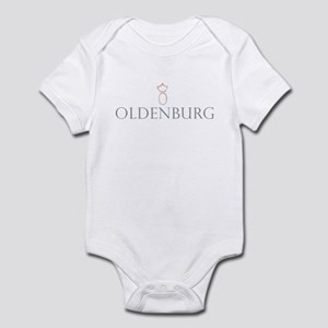 Oldenburg Horse Infant Bodysuit