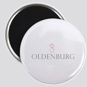 Oldenburg Horse Magnet
