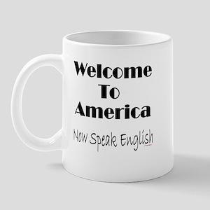 Welcome to America Mug