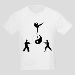 Karate Balance Kids Light T-Shirt