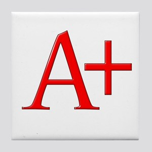 Scarlet Letter Tile Coaster