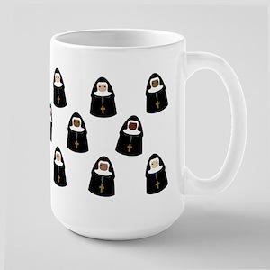 Cute Nuns Mugs