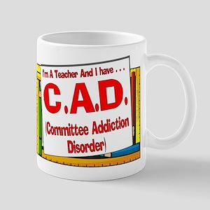 CAD! (Red) Mug