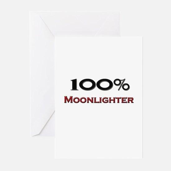 100 Percent Moonlighter Greeting Cards (Pk of 10)