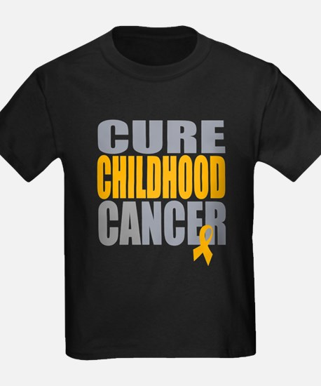 Cure Childhood Cancer T