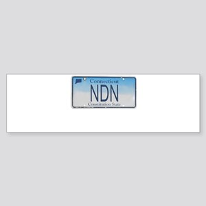 Connecticut NDN Bumper Sticker (10 pk)