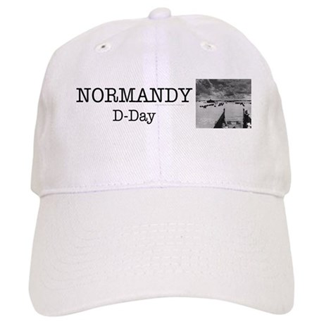 Normandy Americasbesthistory.com Cap