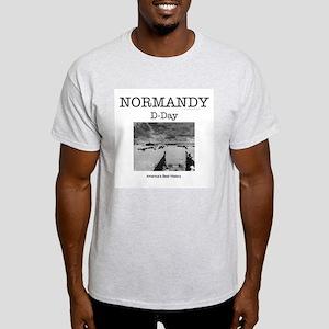 Normandy Americasbesthistory.com Light T-Shirt