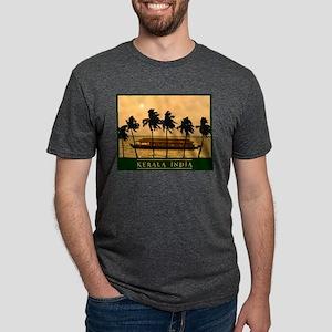 Visit the waterways of Kerala T-Shirt