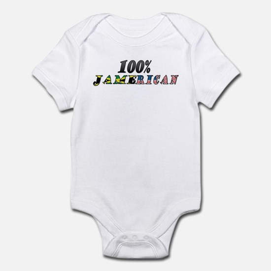Jamerican Infant Bodysuit