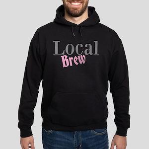 Local Brew Pink Sweatshirt