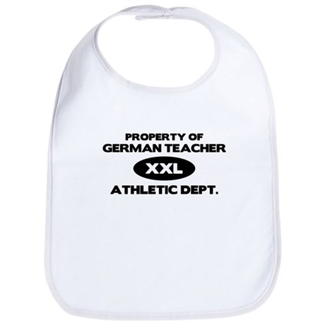 German Teacher Bib