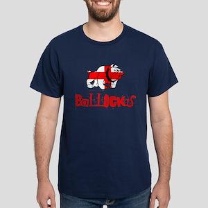 Bollocks St George's Day Dark T-Shirt