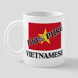 100 Percent VIETNAMESE Mug