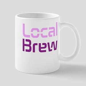 Local Brew Purple Mugs