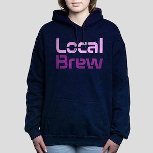 Local Brew Purple Sweatshirt
