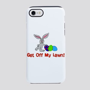 Get Off My Lawn iPhone 8/7 Tough Case