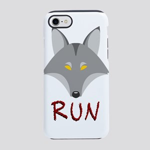 Wolf - Run iPhone 8/7 Tough Case