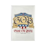 GOP Grand Old Party Rectangle Magnet (10 pack)