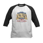 GOP Grand Old Party Kids Baseball Jersey