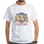 GOP Grand Old Party White T-Shirt