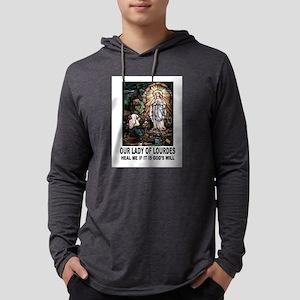 LADY OF LOURDES Long Sleeve T-Shirt