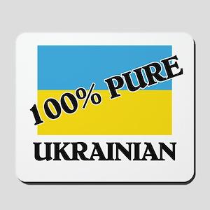 100 Percent UKRAINIAN Mousepad