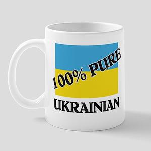 100 Percent UKRAINIAN Mug