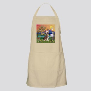 Chinese Crested Fantasyland Apron