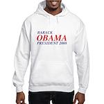 Barack Obama President 2008 Hooded Sweatshirt
