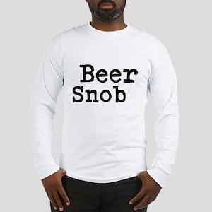 Beer Snob Long Sleeve T-Shirt
