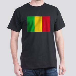 Mali Flag White T-Shirt