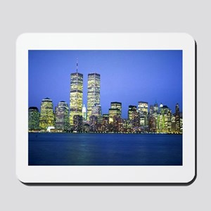 New York City at Night Mousepad