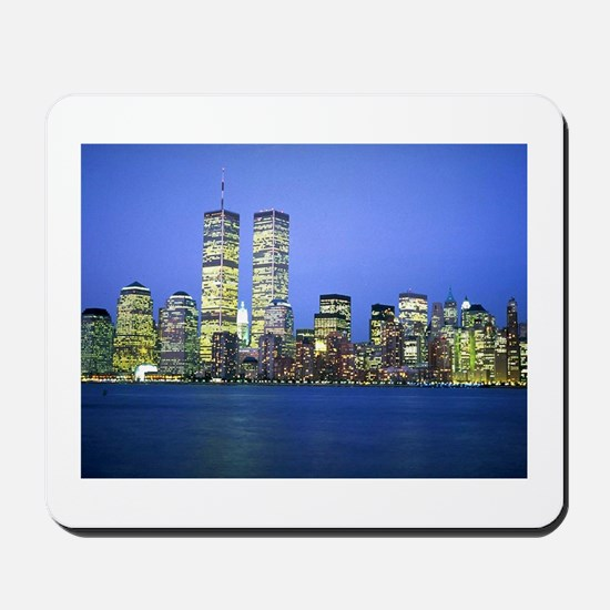 New York City at Night Mousepad