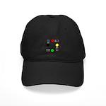 Atomic Tone Black Cap
