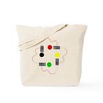 Atomic Tone Tote Bag