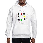 Atomic Tone Hooded Sweatshirt