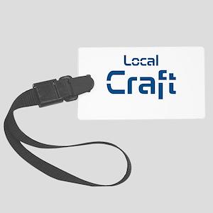 Local Craft Luggage Tag