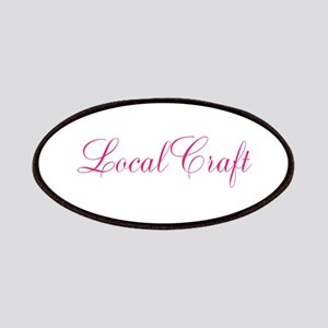 Local Craft Pink Patch