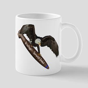 Greetings Dudes Mug