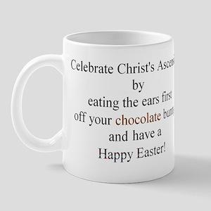 Chocolate Ascension Mug