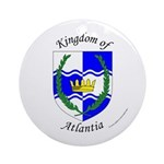 Atlantia Ornament (Round)