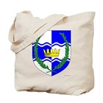 King of Atlantia Tote Bag